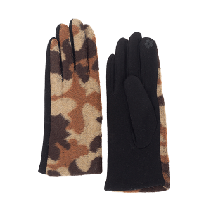 Winter Gloves 068a 08 Fadivo camo brown