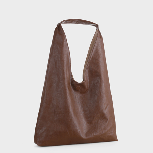 Isabelle DB19622 reversible hobo dark brown light taupe