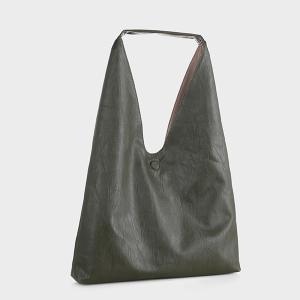 Isabelle DB19622 reversible hobo olive taupe