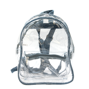 Nima HBG102969 transparent backpack denim