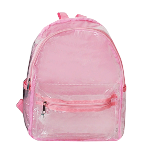 Nima HBG102973 transparent backpack pink