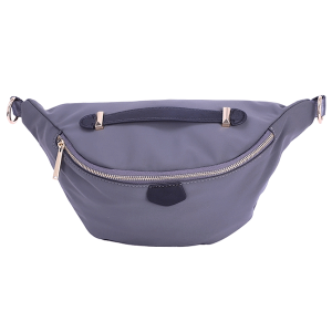 Nima HBG103230 fanny pack nylon gray