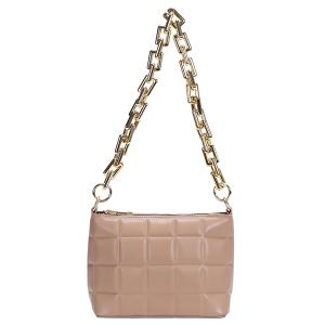 Nima HBG103585 quilted fashion shoulder bag crossbody khaki