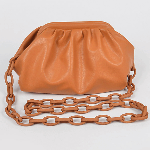 3AM HPC3454 plastic link chain clutch camel
