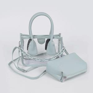 3AM HPC3468 2in1 mini satchel clutch mint