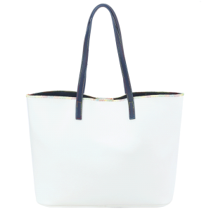 handbag republic J-0003 2 in 1 tote white
