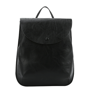 Handbag Republic L-0230 convertible fashion backpack black
