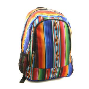 Large Backpack CK LBP-N-103 serape multi