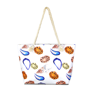 LOF LOA-260 sea shell multi beach tote