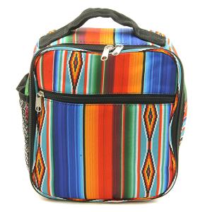 Lunch Bag CK LT10-103 serape multi