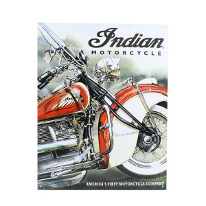 ms 785 tin sign indian motorcycle