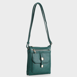 Isabelle MT19579 fashion crossbody green
