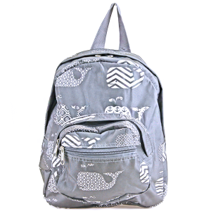 luggage AK NB5 27 youth backpack grey whale