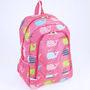 luggage AK NBN 27 multi whale light pink