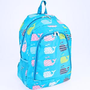 luggage AK NBN 27 multi whale turquoise