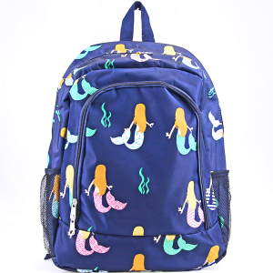 Luggage AK NBN 29 mermaid backpack navy blue