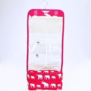 luggage AK NCB25 simple elephant fuchsia