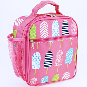 luggage AK NCC17 25 long lunch box ice pop light pink