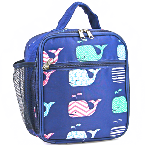 luggage ak ncc17 27 long lunch box whale multi navy