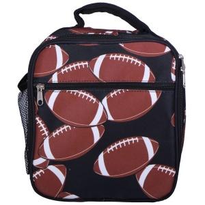 Luggage AK NCC17 31 zipper lunch box football
