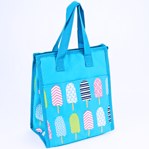 luggage AK NCC18 25 lunch box ice pop turquoise