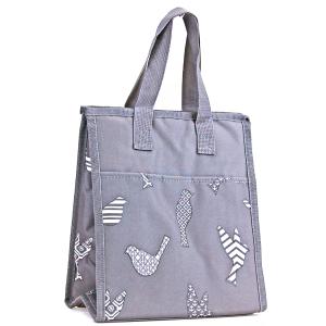 luggage ak ncc18 26 lunch box bird grey