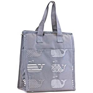 luggage ak ncc18 27 lunch box whale grey