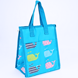 luggage AK NCC18 27 lunch box multi whale turquoise