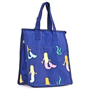 luggage ak ncc18 29 lunch box mermaid navy