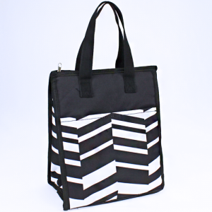 luggage AK NCC18 36 lunch box geometric black