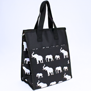 luggage AK NCC18 simple elephant black
