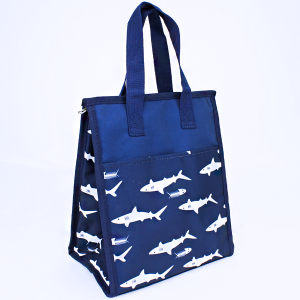 luggage AK NCC18 lunch box shark navy blue