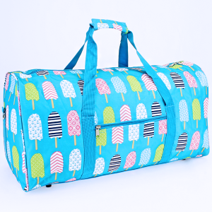 AK NDN 25 round duffle bag ice pop turquoise