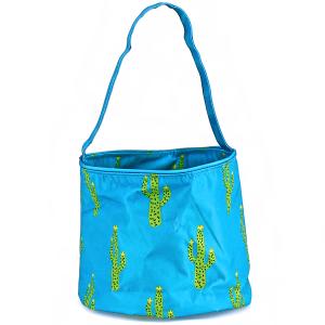 luggage AK NH80 28 basket bag turquoise cactus