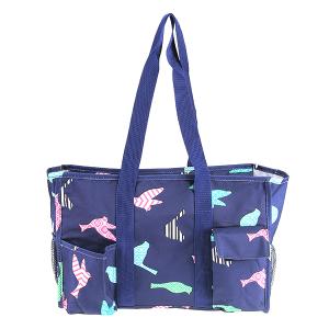 luggage ak NT19 26 BL utility bag navy blue bird