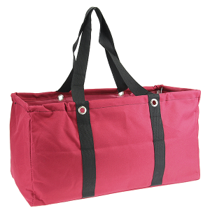luggage ak NU 208C large trunk organizer solid magenta