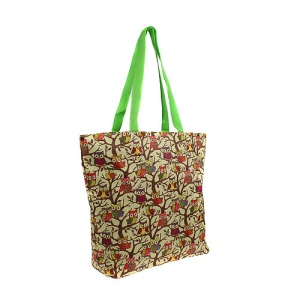 Luggage P18 501 AK tote owl green