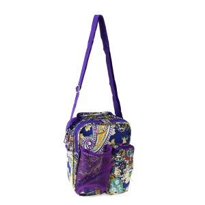 luggage p6009 183 YH day pack paisley multi purple