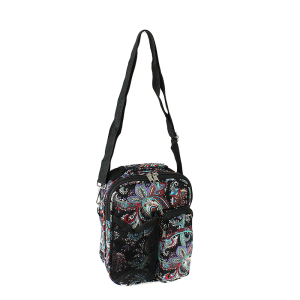 luggage p6009 207 YH day pack paisley multi black