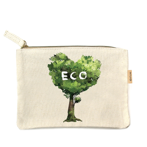 LOF PCH-032 makeup bag eco tree