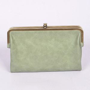 3AM PPW2188 classic style wallet green