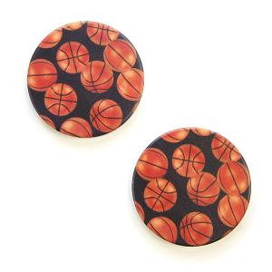 Car Coaster 039 12 Tipi basketball