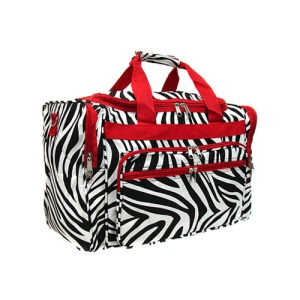 luggage t16 163 YH duffle bag zebra red