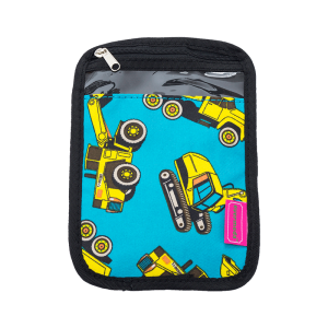 luggage 1005 passport holder trucks turquoise
