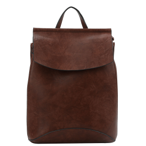 Handbag Republic UNV 0069 fashion backpack coffee