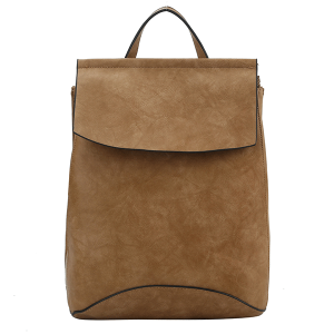 Handbag Republic UN-0069-2 fashion backpack taupe