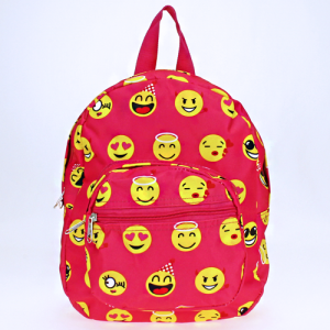 ak backpack NB5 50 P emoji fuchsia