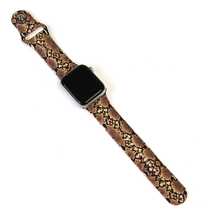 Watch Band 039c 08 38mm 40mm snake brown