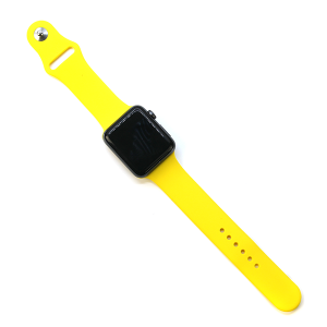 Watch Band 173a 42mm 44mm Watch Band summer yellow