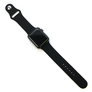 Watch Band 194 08 42mm 44mm Watch Band black solid